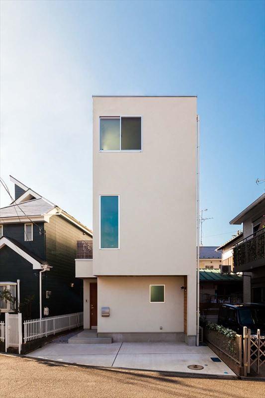 横浜市 笠間の家