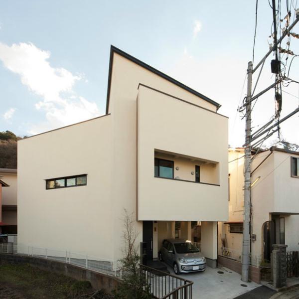 逗子市 桜山の家