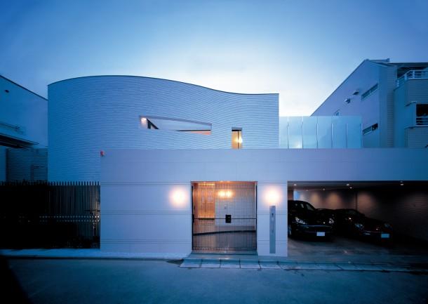 南青山の家
