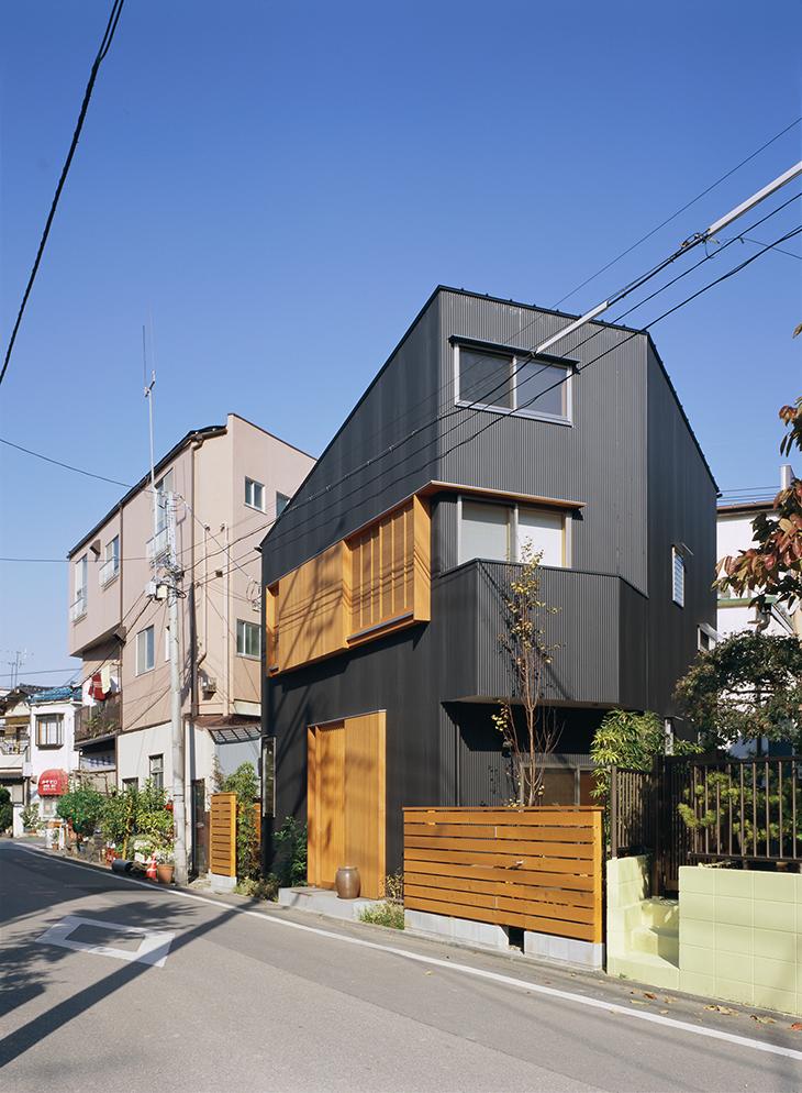 5角形の家