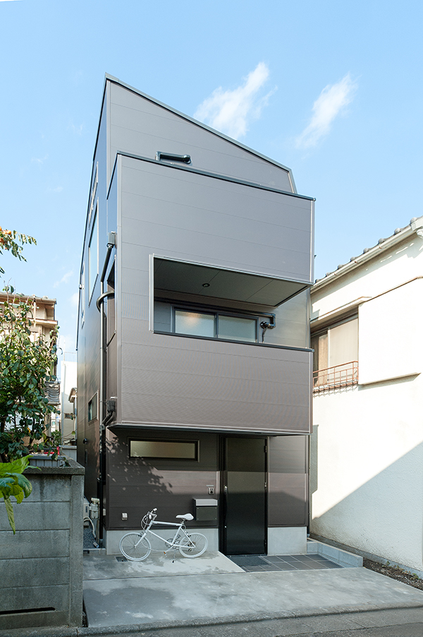 「C」の家